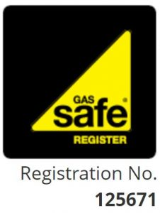 Gas Safe registration 125671 CJ Heating Mirfield